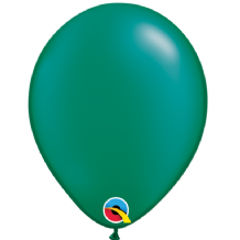 "Pearl Emerald Green 5 inch Balloons - Qualatex 5"" Balloons 100pcs"